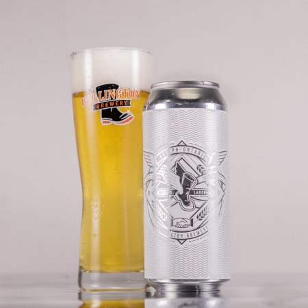 Wellington Brewery Brings Back Crispy Forever Double Dry-Hopped Helles Lager