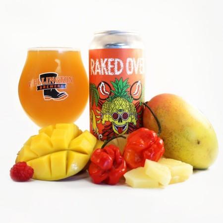Wellington Brewery Brings Back Raked Over IPA with Mango, Pineapple & Habanero