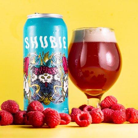 Wellington Brewery Brings Back Shubie Sour Raspberry IPA