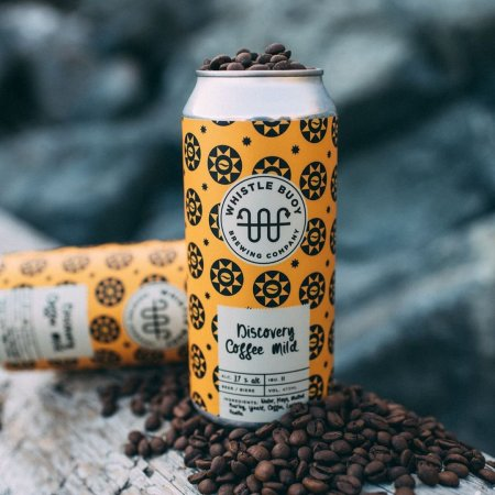 Whistle Buoy Brewing Releases Discovery Coffee Mild