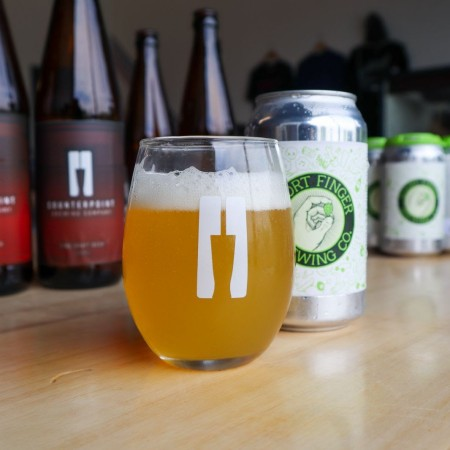 Counterpoint Brewing and Short Finger Brewing Release Ohh Lala & Ahh OuiOui Collaborative IPAs