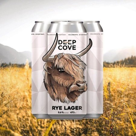 Deep Cove Brewers Releases Rye Lager