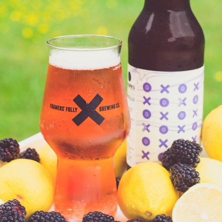 Foamers' Folly Brewing Brings Back Blackberry Lemoncello Sour Ale