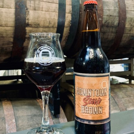 London Brewing Releasing Downtown Sour Brown
