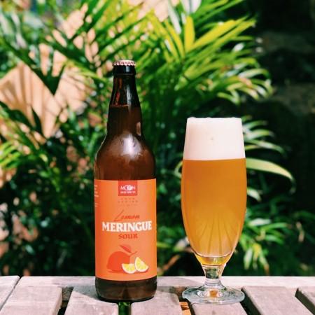 The Moon Under Water Brewery Releases Lemon Meringue Sour