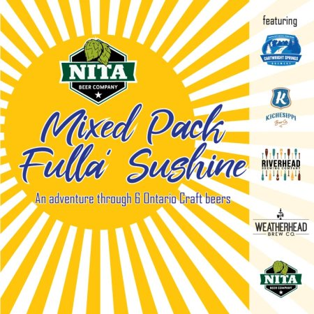 Nita Beer Co. Curates Multi-Brewer Mixed Pack for Summer 2020