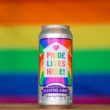 Sleeping Giant Brewing Releases Pride Lives Here Kettle Sour