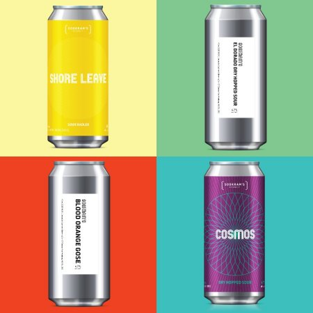 Sookram's Brewing Releasing The Summer of Sours Mixed Pack