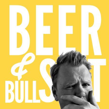 """Beer Writer Ben Johnson Launches """"Beer & Bullshit"""" Podcast"""