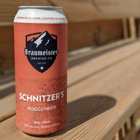 Braumeister Brewing Releases Schnitzer's Roggenbier