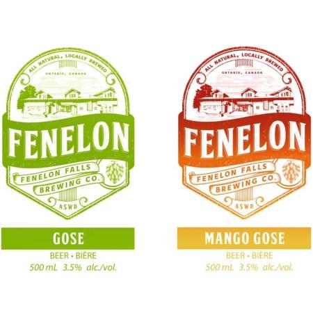 Fenelon Falls Brewing Releases Gose and Mango Gose