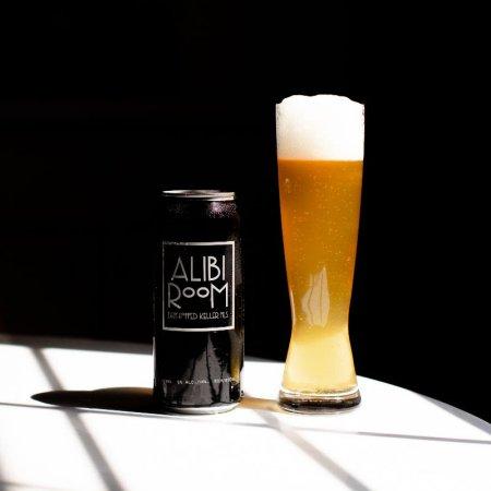 Four Winds, Dageraad, Steel & Oak, Superflux and Brassneck Release Alibi Room Dry-Hopped Keller Pils