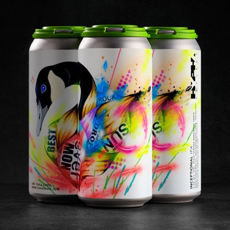 HYPHA Project Launching in Vancouver This Weekend with Inceptional IPA