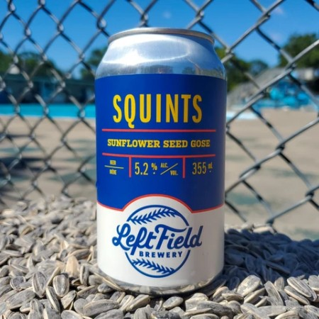 Left Field Brewery Brings Back Squints Sunflower Seed Gose