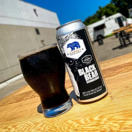 Market Brewing Brings Back Black Bear Schwarzbier