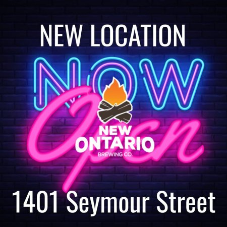 New Ontario Brewing Opens New Location in North Bay
