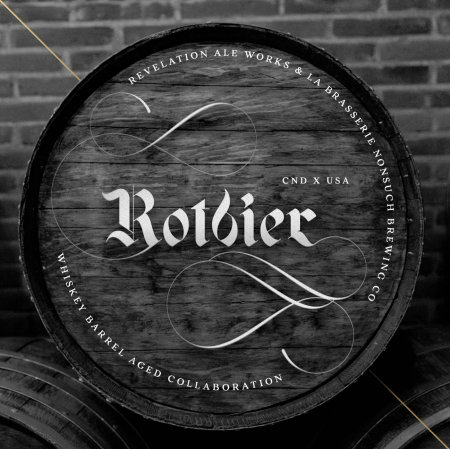 Nonsuch Brewing Releases Barrel-Aged Rotbier in Collaboration with Revelation Ale Works