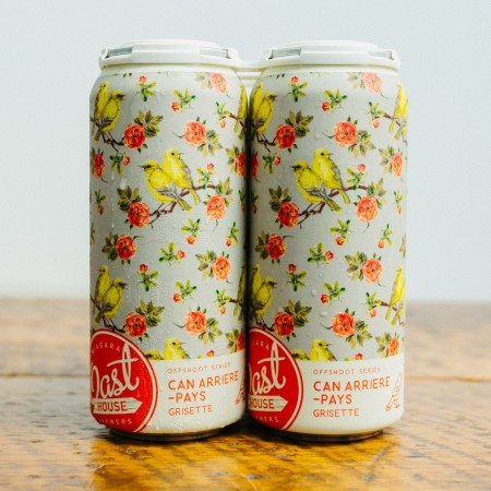 Niagara Oast House Brewers Offshoot Series Continues with Can Arriere-Pays Grisette