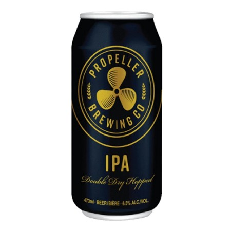 Propeller Brewing Releases Double Dry Hopped IPA