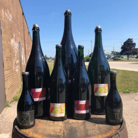 Reverence Barrel Works Releases Four New Beers