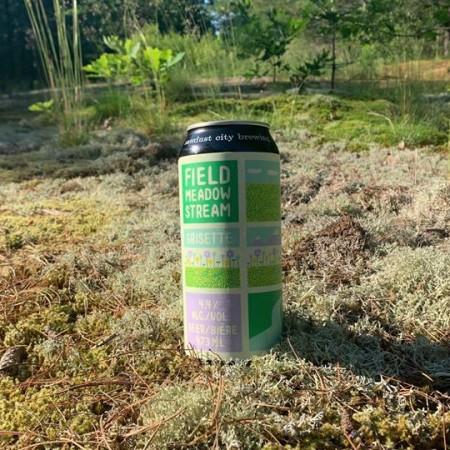 Sawdust City Brewing Brings Back Field Meadow Stream Grisette