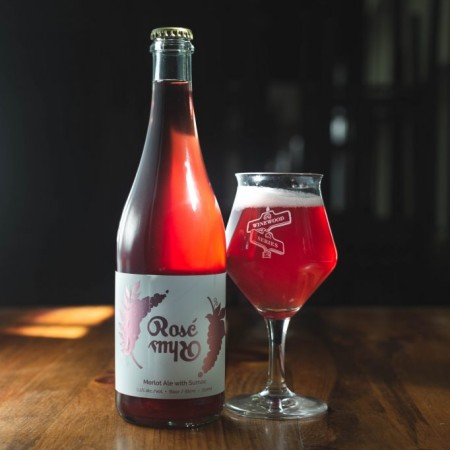 Sawdust City Brewing and Malivoire Winery Release Rosé Rhus Merlot Ale with Sumac