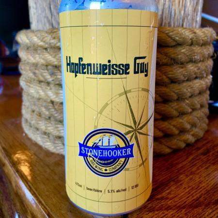 Stonehooker Brewing Releases Hopfenweisse Guy
