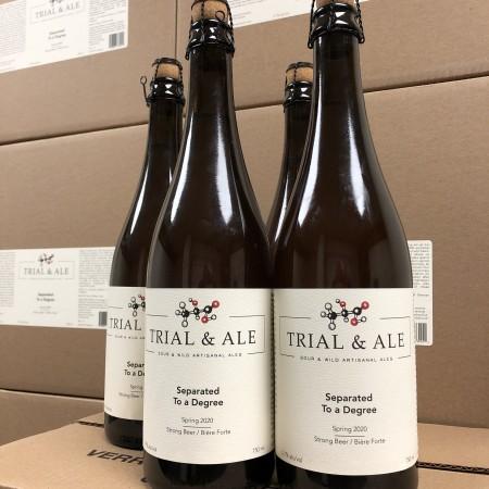 Trial & Ale Brewing Now Open in Edmonton