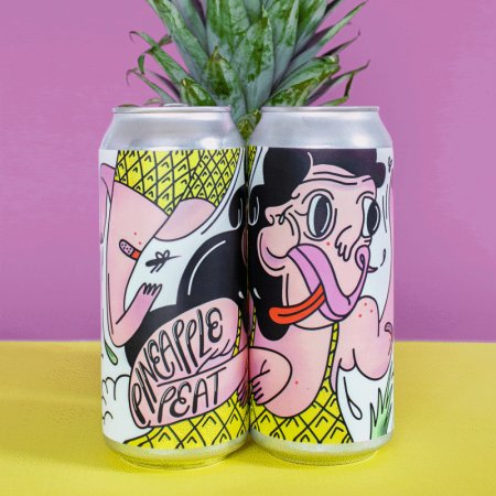 Vessel Beer Releases Pineapple Peat Smoked Pale Ale