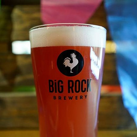 Big Rock Brewery at Liberty Commons Releases CNE Sky Ride Sour