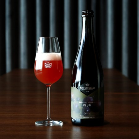 Blind Enthusiasm Brewing Launches Fruitful Pursuits Series with Plum Edition