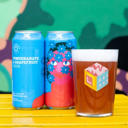 Collective Arts Brewing Releases Pomegranate & Grapefruit Sour