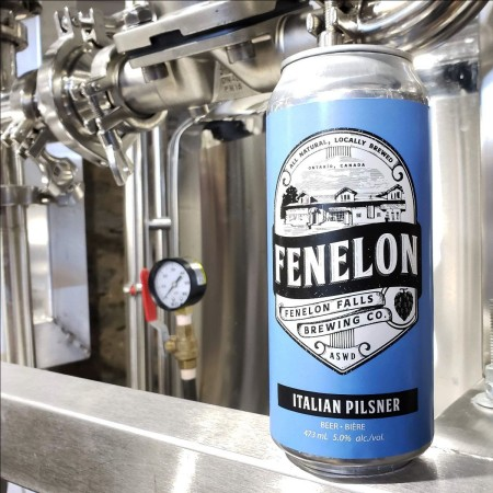 Fenelon Falls Brewing Releases Italian Pilsner