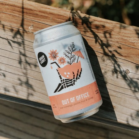 Grain & Grit Beer Co. Releases Out of Office Tropical Sour and Cherry Picker Sour