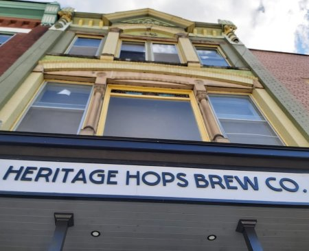 Heritage Hops Brew Co. Now Open in Stratford, Ontario