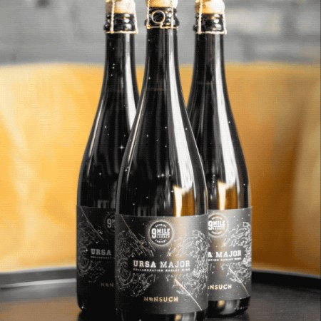 Nonsuch Brewing and 9 Mile Legacy Brewing Release Ursa Major Barley Wine