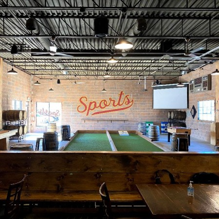 Refined Fool Brewing Opens Sports Bar at London Road Location