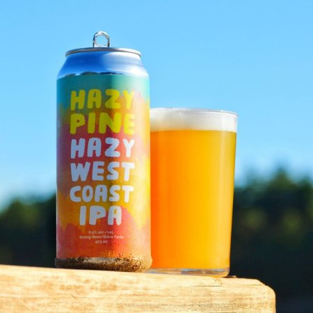Sawdust City Brewing Releases Hazy Pine IPA