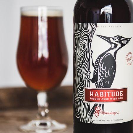 Strange Fellows Brewing Releases Habitude Foudre-Aged Wild Ale