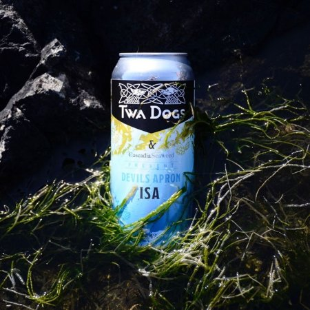 Twa Dogs Brewery and Cascadia Seaweed Release Devil's Apron ISA
