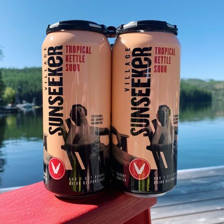 Village Brewery Releases Sunseeker Tropical Kettle Sour