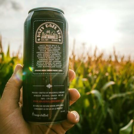 Walkerville Brewery Releases Hazy Daze IPA