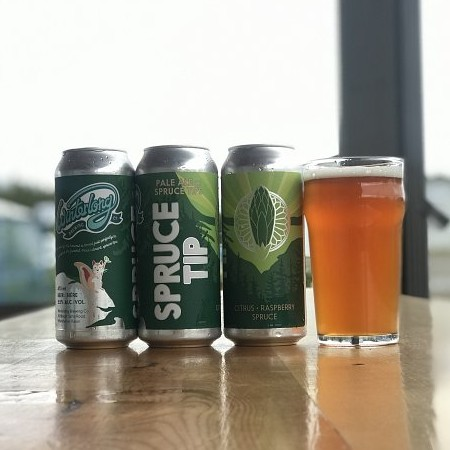Winterlong Brewing Releasing Final Batch of Spruce Tip Pale Ale & 2020 Edition of Divine Intervention