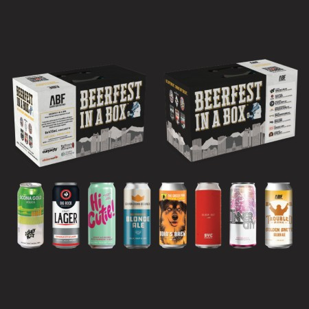 Alberta Beer Festivals Launches Beerfest In A Box Mixed Pack