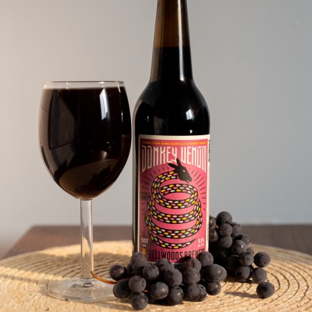 Bellwoods Brewery Releases Gamay Edition of Donkey Venom Barrel-Aged Dark Sour