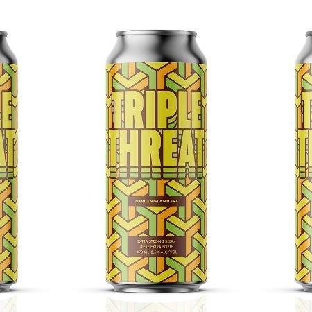 Cabin Brewing Brings Back Triple Threat Hazy IPA