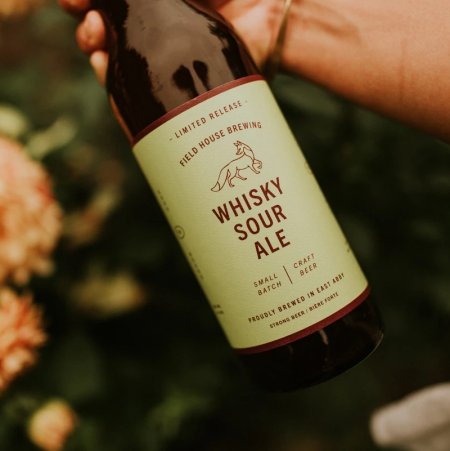 Field House Brewing Releases 2020 Edition of Whisky Sour Ale
