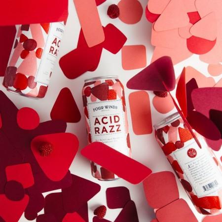 Four Winds Brewing Releases Acid Razz Farmhouse Ale