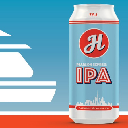 Henderson Brewing Pearson Express IPA Heading to LCBO
