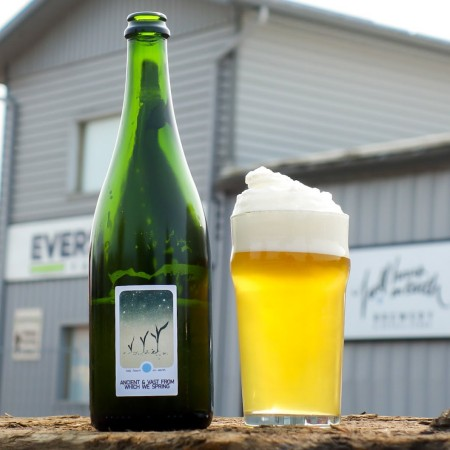 Half Hours on Earth Releases Ancient & Vast From Which We Spring Farmhouse Lagerbier